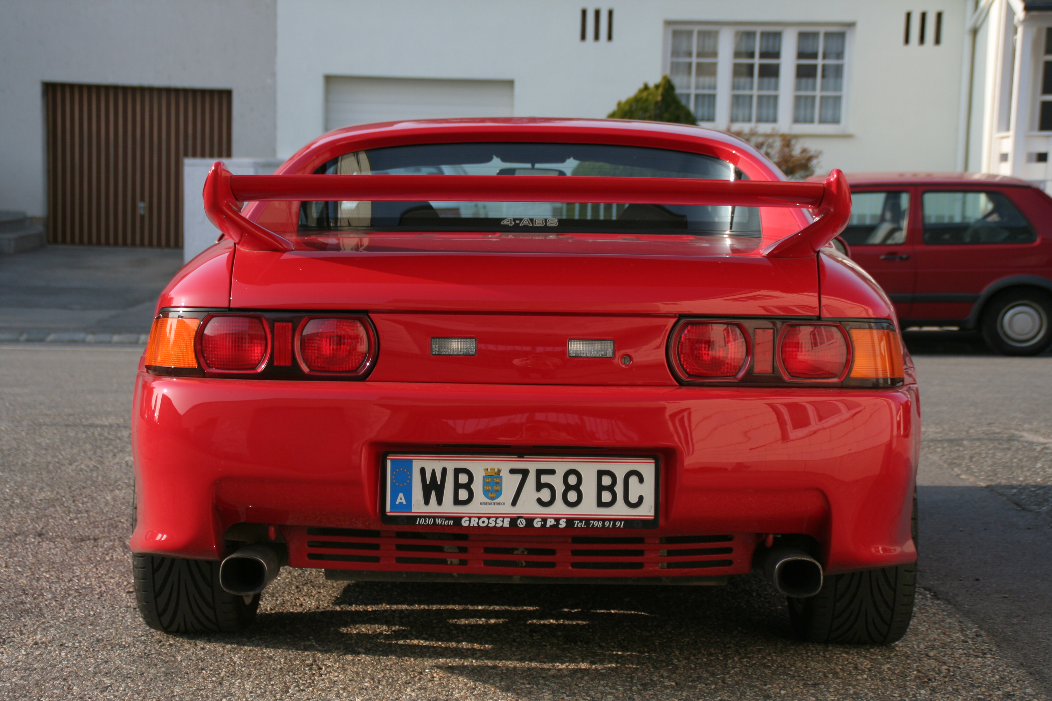 Stolzi S Awesome Mr2 Sw20 Rear