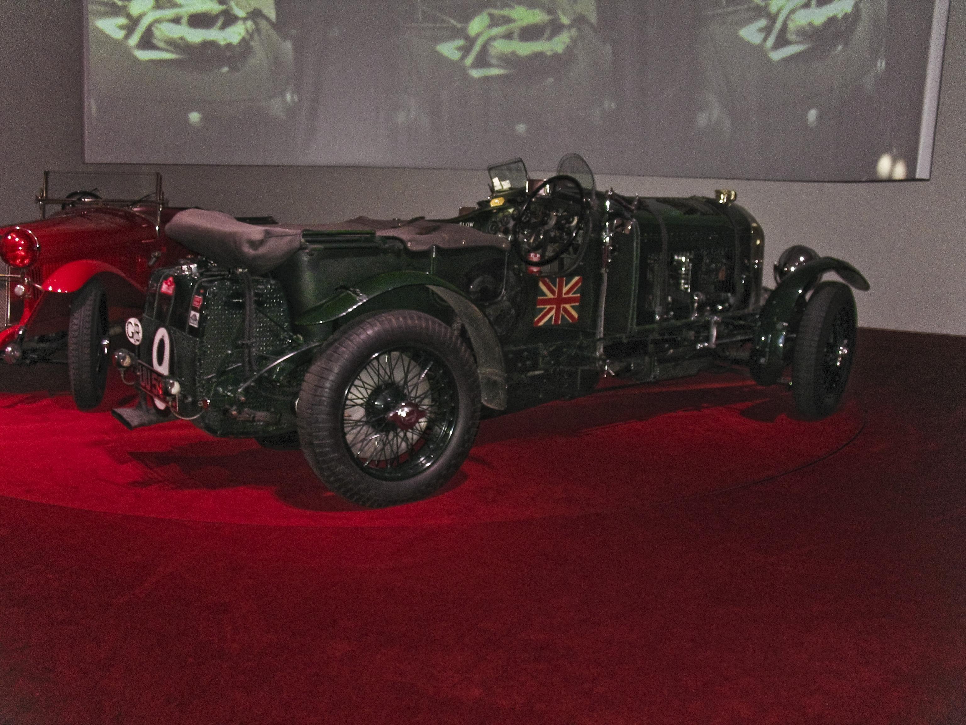 Bentley 4½ Litre Supercharged Tourer 'Blower'