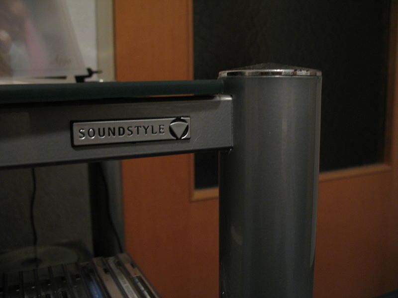 the rack - Soundstyle XS310