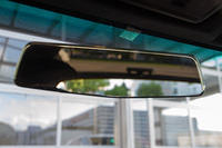 Toyota GT86 rearview mirror